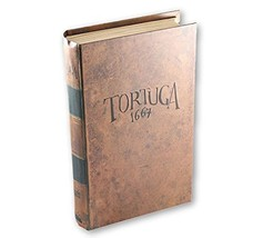 Tortuga 1667 Board Game – Treasure Plunder Game for Friends and Family – A Game  - $39.72