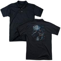 Batman - Light Of The Moon (Back Print) Mens Regular Fit Polo - $24.99+