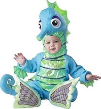 Incharacter Silly Seahorse Fish Animal Infant Baby Halloween Costume 6084 - $49.26