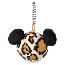 Disney Parks Animal Kingdom Mickey Mouse Leopard Crossbody Purse image 9