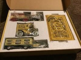 Ertl # 9770 Farmers Almanac 200th Anniversary Set Classic Banks Collection Gift - $29.69