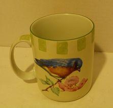 Lenox SUMMER GREETINGS Eastern Bluebird Mug Unused - $24.98