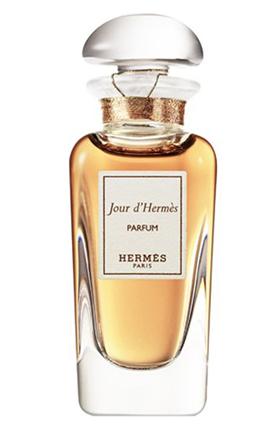 JOUR D'HERMES PARFUM by Hermes 5ml Travel Spray GARDENIA SWEET PEA LEMON
