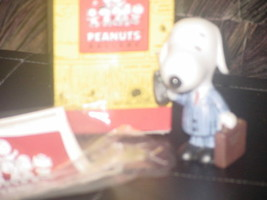 Hallmark Peanuts Gallery Snoopy The Suit Mint With Box - $24.74