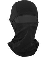 Face Mask For Summer Hot Weather Cycling Motorcycle Black NEW - $12.50