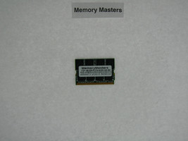 1GB PC2700 DDR MicroDIMM Memory for Panasonic ToughBook - $56.66