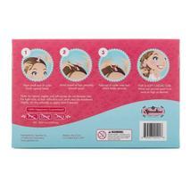 Spoolies Hair Curlers, Shadow Black - 24 Count image 2