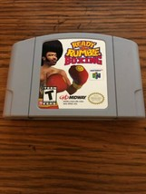 Ready 2 Rumble Boxing: Round 2 N64 (Nintendo 64, 2000) - $8.59