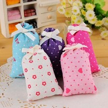 Wardrobe Fragrance Bag Natural Scented Drawer Clothes Perfume Gift Box 8... - $9.99