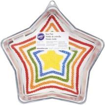 Wilton Star Cake Pan Patriotic, Christmas, July 4, Hanukkah - ₨962.66 INR