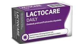 Lactocare Daily With Zinc - For Restore The Normal, Natural Microflora - 20 Caps - $33.00