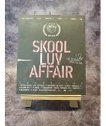 BTS Skool Luv Affair 2nd Book Inside Signature Signed Album CD Limited E... - $239.00