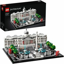 Lego 21045 Architecture Trafalgar Square Construction Set Collection 119... - $339.41