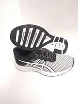Asics Woman's Running Shoes FuzeX Lyte 2 White Black Size 8.5 - $118.75