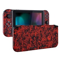 eXtremeRate Soft Touch Grip Back Plate for Nintendo Switch Console, NS J... - $48.59