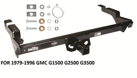 "1979-1996 GMC G1500 G2500 G3500 TRAILER HITCH 2"" TOW RECEIVER DRAWTITE C... - $205.81"
