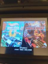 Nintendo Game Boy Advance GBA Hot Wheels: Stunt Track Challenge & World Race image 1