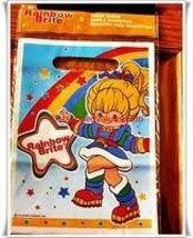 Rainbow Brite Party Treat Bags 8 Count - $8.86