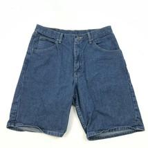 Wrangler Herren Jeans-Shorts Bequeme Passform Jeans Jorts Größe 34 Erwachsene - $17.72