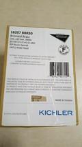 Kichler Lighting 16207BBR30 19.5W 120V 60 Deg 3000K Brass, Bronzed Brass - $332.49