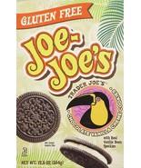 Trader Joe's Gluten Free Joe Joe's (Chocolate/vanilla Creme Cookies) - $12.86
