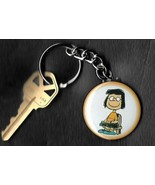 MARCIE of Peanuts Charlie Brown by Charles Schulz Key Chain KEYCHAIN - €5,82 EUR