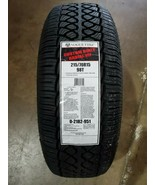 215/70R15 Vogue Tyre CUSTOM BUILT RADIAL VII 98T WHITE/GOLD (SET OF 4) - $599.99