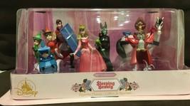 DISNEY Store Sleeping Beauty Figurine Play Set - 60th Anniversary NEW Halloween - $25.24