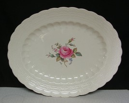 """Copeland Spode Jewel Billingsley Rose 15"""" Oval Serving Meat Platter Bone China - $42.67"""