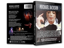 Michael Jackson DVD - A Remarkable Story - $14.00