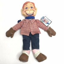 Vintage 1988 Applause Howdy Doody Plush Doll NEW Three Cheers  - $19.88