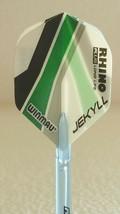 Winmau Rhino Plus Jekyll Standard Dart Flights - $1.50