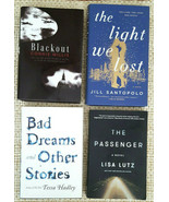 The Light We Lost, Bad Dreams and Other Stories,Blackout, The Passenger, Lot of  - £18.13 GBP