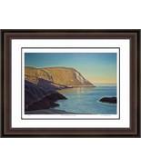 "Rockwell Kent ""Maine Headland Evening "" Print - Hudson River School Ltd Ed - $405.00"