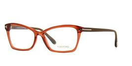 Tom Ford Eyeglasses Tf 5357 042 Shiny Orange New & Authentic - $130.62