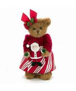 "Bearington Bears ""Chrissy & Claus 14"" QVC LE Plush Bear - #173172 ~ NEW ... - $44.99"