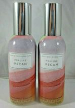 2 sprays Bath & Body Works Room Fragrance Spray Praline Pecan - $39.99