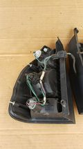 00-04 Mitsubishi Montero Pajero Sport Euro JDM Tail light Lamps Set L&R image 10