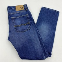American Eagle Outfitters Denim Jeans Men's 30x32 Blue 5-Pocket Straight... - $22.95