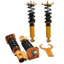 Twin-Tube Damper Coilover Suspension Kit for Mazda Savanna RX7 FC3S 86-91 Golden - $359.46