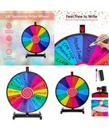 "18"" Spinning Wheel Game 