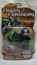 TRANSFORMERS HFTD HUNT FOR THE DECEPTICONS TUNER SKIDS DELUXE CLASS NEW ... - $25.48