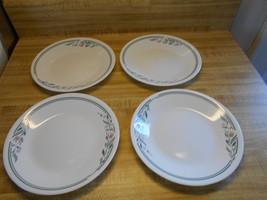 corelle rosemarie desert plates - $9.95