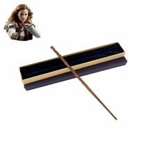 Harry Potter Magic Wand Metal Core Hermione Granger Magical Stick Gift B... - $16.82