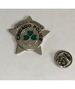 Chicago Police Department Illinois CPD Irish Lapel / Hat Pin - $19.79