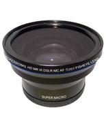 Fisheye Lens for Sony DCR-VX2000 DCR-VX2100 DSR-PD170 DSR-PD170P DSR-250 - $33.29