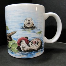 Vtg Otagiri Otter Coffee Mug Tea Cup Kurt R Kress Stanley Papel - $21.99