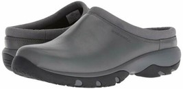 Merrell Mens Encore Rexton Slide Leather AC+ Mules & Clogs Shoes Cstrock... - $110.00
