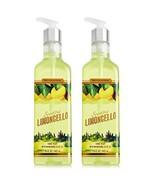 Bath & Body Works Limoncello Luxury Hand Soap 10 oz / 295 ml (Lot of 2) - $79.99