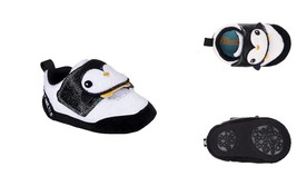 Baby Shoes New SKECHERS Infant Lil Critters Penguin Unisex, Black White,... - $19.99
